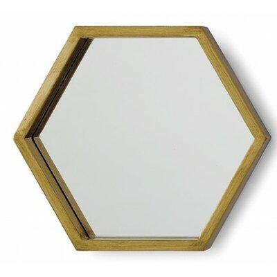 Regina Andrew Beveled Mirror Hive Mirrors