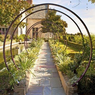 Terratrellis Steel Arbor Modern Arches