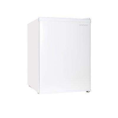 2.4 cu. ft. Compact Refrigerator -  Daewoo, FR-024RVWE