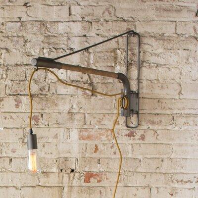 Trent Austin Design Swing Arm Lamp Bedford Wall Sconces