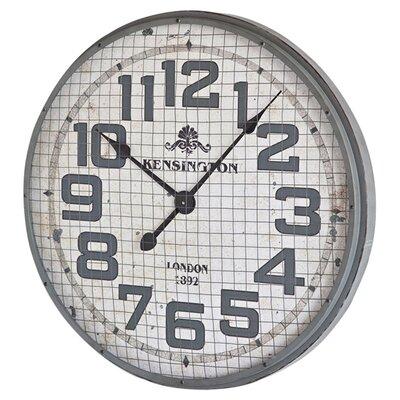 Williston Forge Wall Clock Haskin Wall Clocks