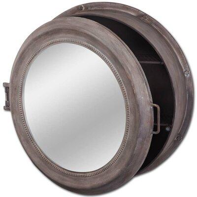 Gracie Oaks Mirror Cabinet Mirrors