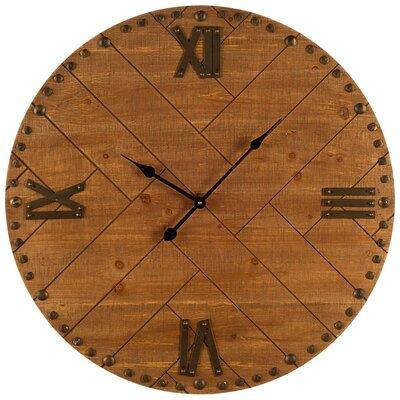 Foundry Select Wall Clock Bayliss Wall Clocks