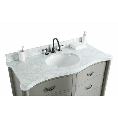 Ophelia Wood Bathroom Vanity Set Mirror Seymour Vanities