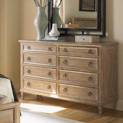 Lexington Hollister Drawer Double Dresser Sands Chests