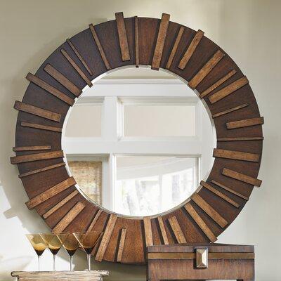 Tommy Bahama Kobe Round Dresser Mirror Fusion Dressers