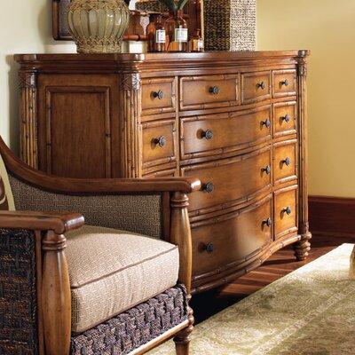 Barbados Drawer Dresser Estate 3411 Product Photo