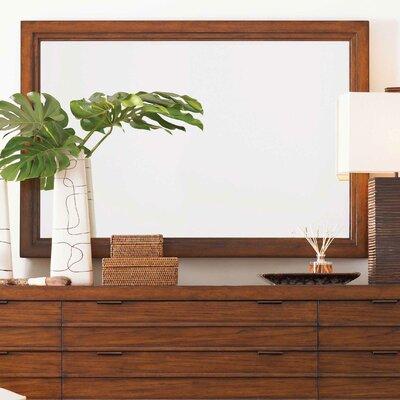 Tommy Bahama Rectangular Dresser Mirror Club Dressers