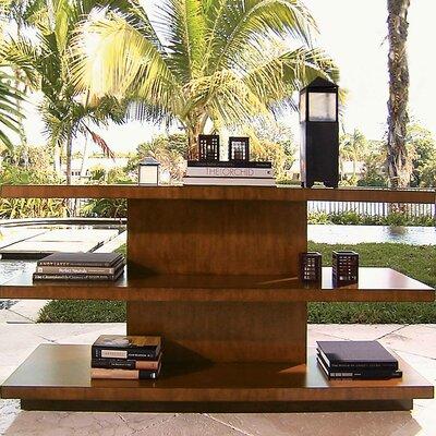 Tommy Bahama Lagoon Console Table Club Sofa Console Table