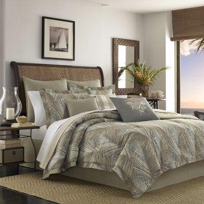 Tommy Bahama Reversible Duvet Cover Set Palms Bedsding Sets