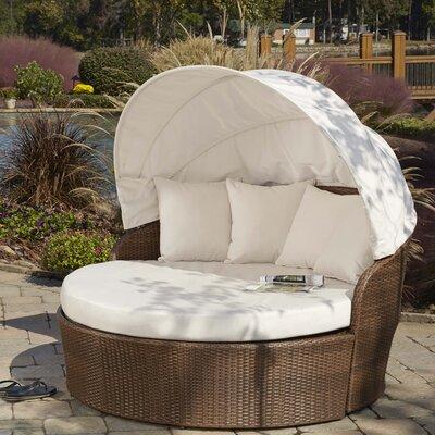 Panama Jack Patio Daybed Sunbrella Cushions Biscayne Sofas