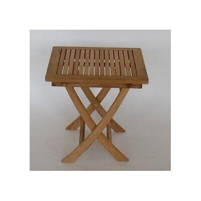 Regal Teak Occasional Side Table Image