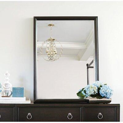Bernhardt Framed Rectangular Dresser Mirror House Dressers