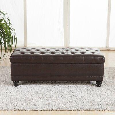 Bellasario Comfort Upholstered Storage Bench