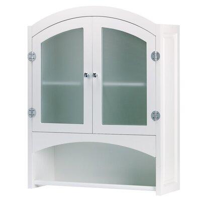 Zingz Thingz Cabinet Mounted Bathroom Storage
