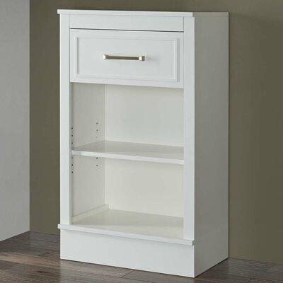 Latitude Run Closet System White Closet Storage