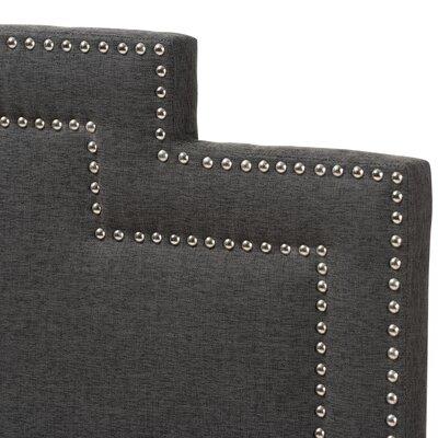 Charlton Home Panel Headboard Upholstery Headboards