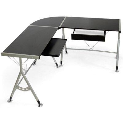 Latitude Run Shape Desk L Desks