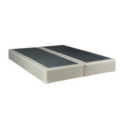 Spinal Solution Split Wood Box Spring Standard