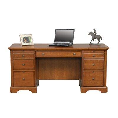 Alcott Hill Flat Top Executive Desk