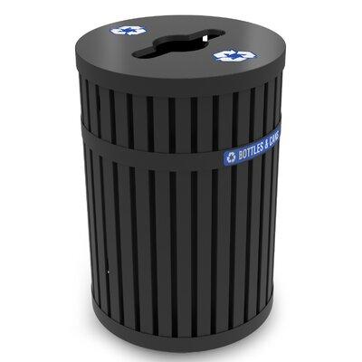 Commercial Zone Recycling Bin