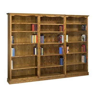 A E Wood Design Oversized Set Bookcase Medium