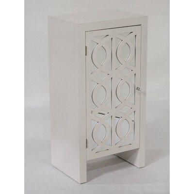 Heather Ann Mirror Chests Cabinets