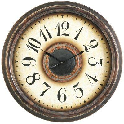 Red Barrel Studio Wall Clock Davila Wall Clocks