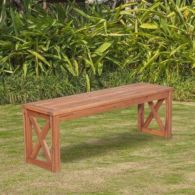 Wood Picnic Bench Leg 7795 Product Image