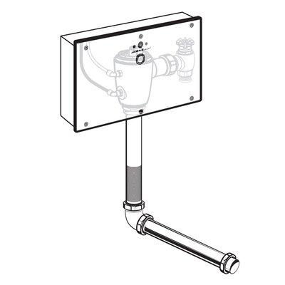 American Wrist Blade Flush Valve Image