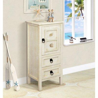 Beachcrest Home Drawer Coastal Cabinet Door Chests Cabinets