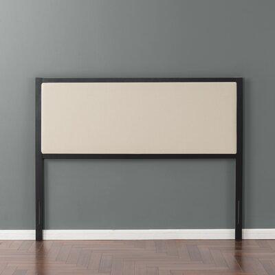 Gracie Oaks Dunnygarran Metal Upholstered Panel Headboard Photo