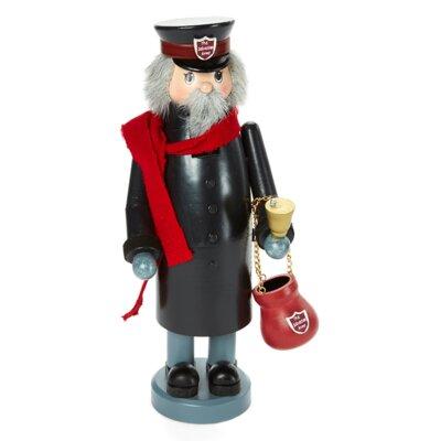 Zim's Heirloom Collectible Nutcracker Salvation Army Bell Ringer Figurine -  The Whitehurst Company, LLC, 30002