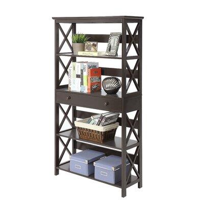 Beachcrest Home Bookcase Tier Bookcases