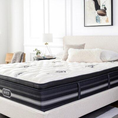 Simmons Beautyrest Sonya Firm Pillow Top Mattress Black Mattresses