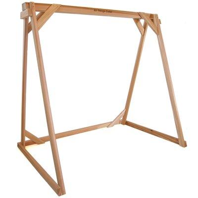 All Things Cedar Frame A Swing Seats