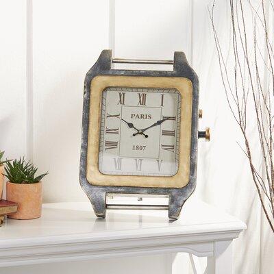 Williston Forge Clock Table Mantel Clocks