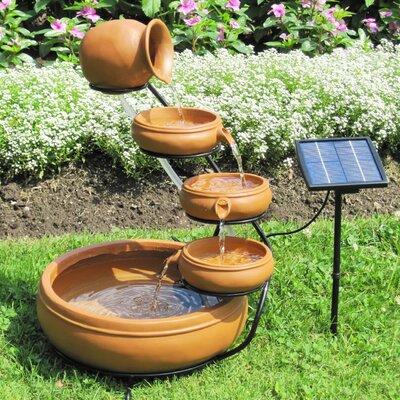 Koolatron Fountain Solar Fountains