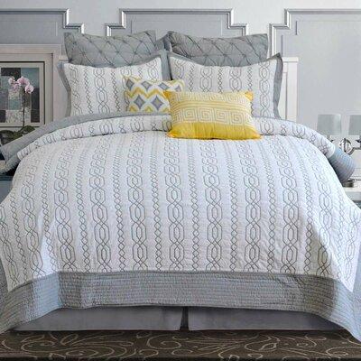 Nostalgia Home Reversible Quilt Single Bedsding