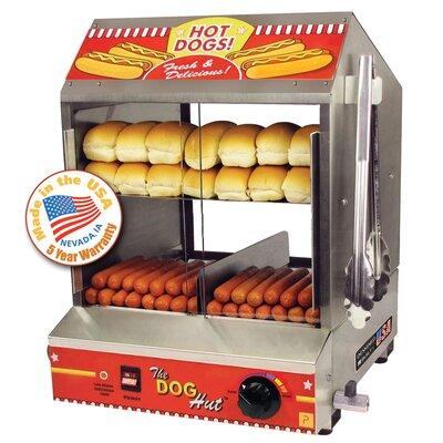 Dog Hut Hot Dog Steamer 8020