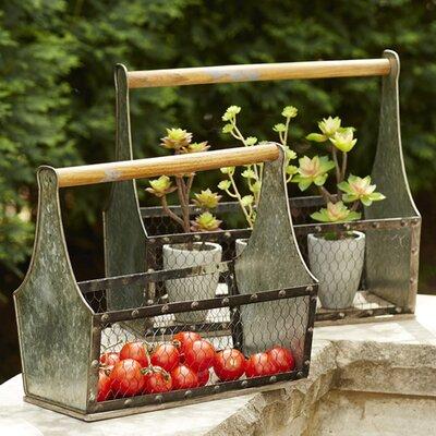 Tool Caddy Basket - Set of 2 - Melrose International 66467