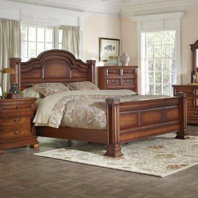 Wildon Home Panel Bed Queen