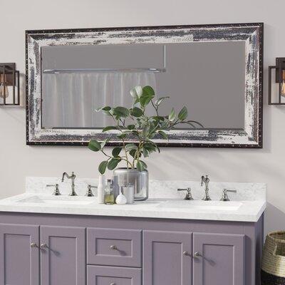 Trent Austin Design Black Wall Mirror Ivory Mirrors
