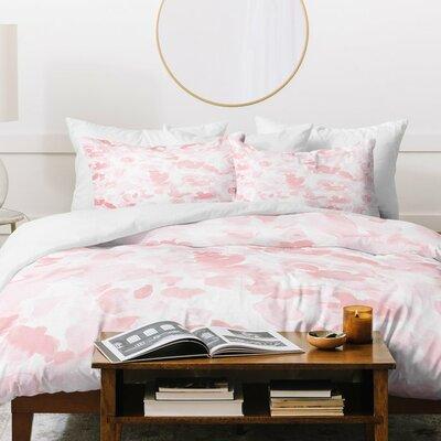 East Urban Home Abstract Flora Duvet Set Bedsding Sets