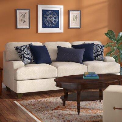 Three Posts Hattiesburg Stone Queen Sleeper Sofa Upholstery Sofas