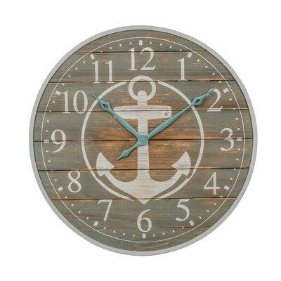 Highland Dunes Wall Clock Castagna Wall Clocks