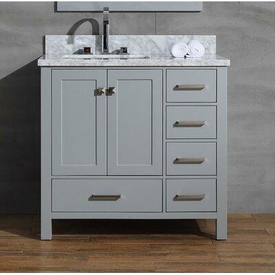 Mercer41 Joseline Single Vanity Set Base Product Photo