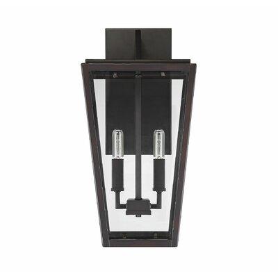 Gracie Oaks Led Outdoor Wall Lantern Light Lighting