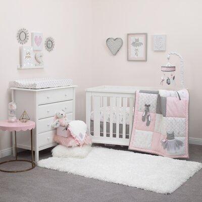 Crib Bedding Set Bows 6824 Product Image