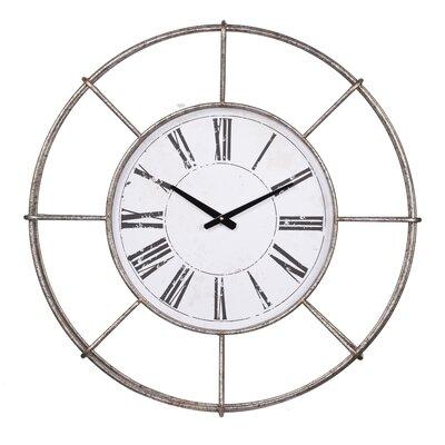 Williston Forge Wall Clock Draughn Wall Clocks